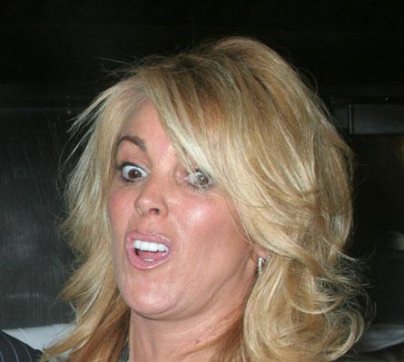Dina Lohan wants ice cream