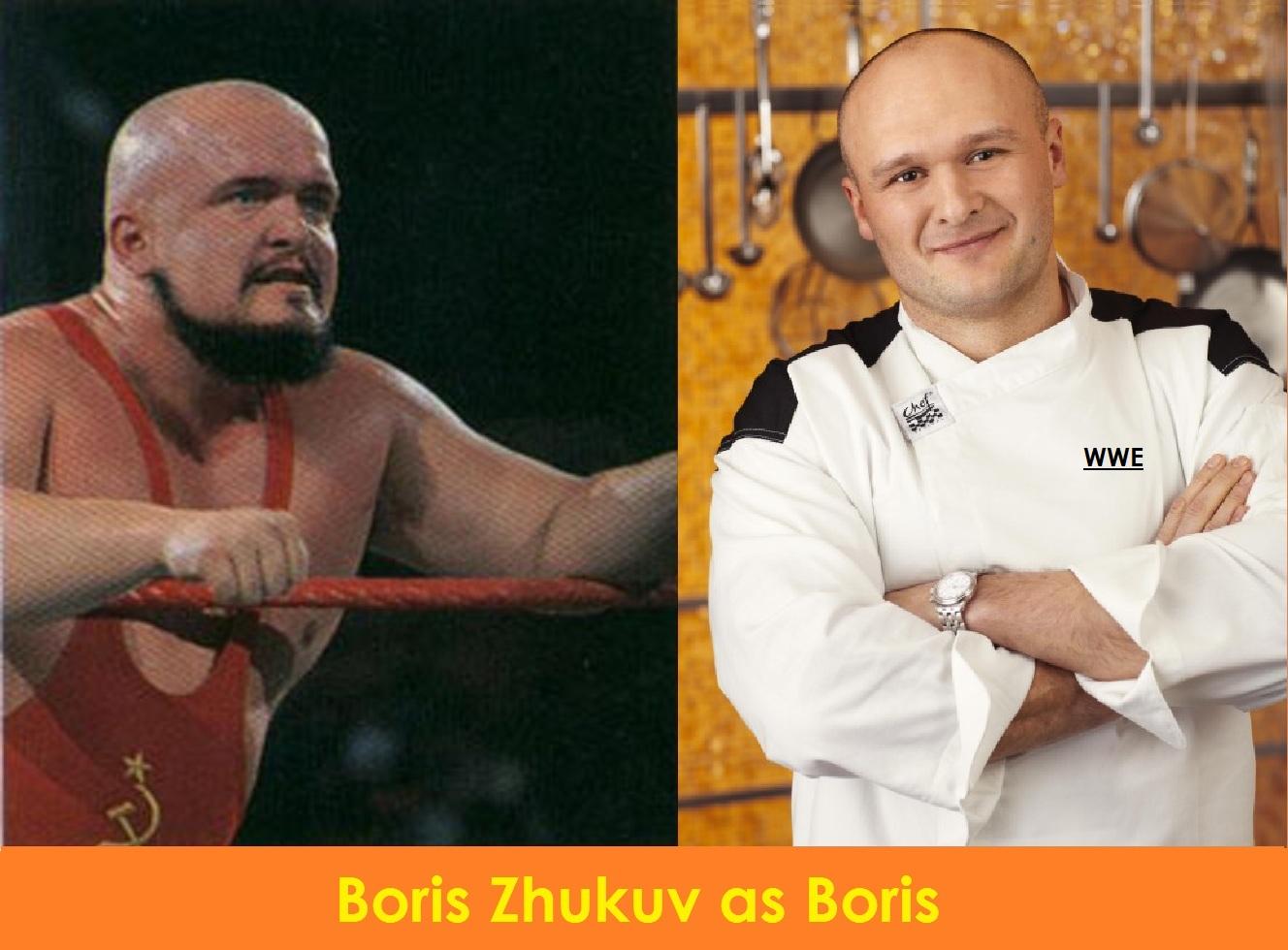 Boris Hell S Kitchen Winner