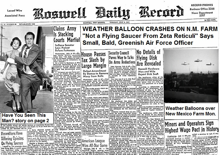 an analysis of the roswell incident and the crash of the unidentified flying object Argumentative essay  ufo presence in the universe  the roswell into possession of an unidentified flying object passed the roswell incident off as.