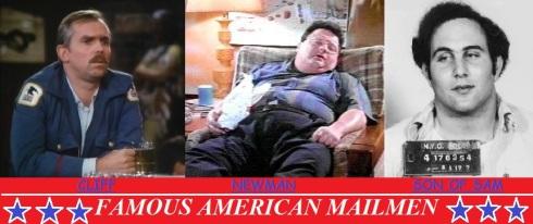 famous american mailmen