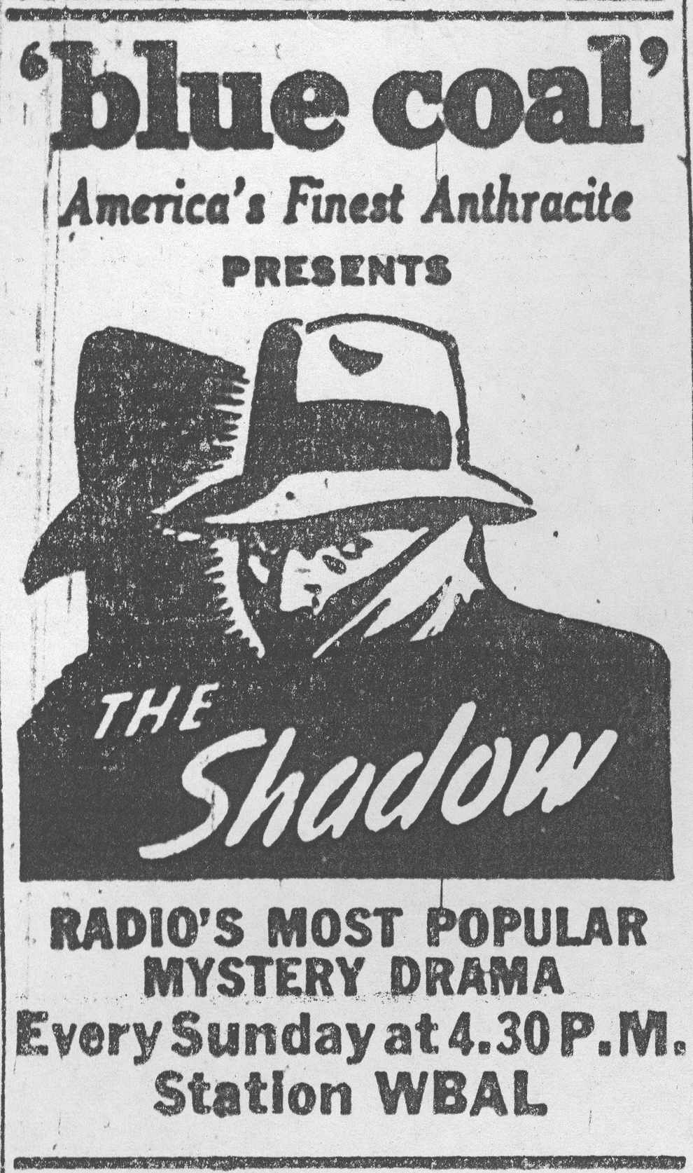 Heretic, Rebel, a Thing to Flout: The Shadow Knows…