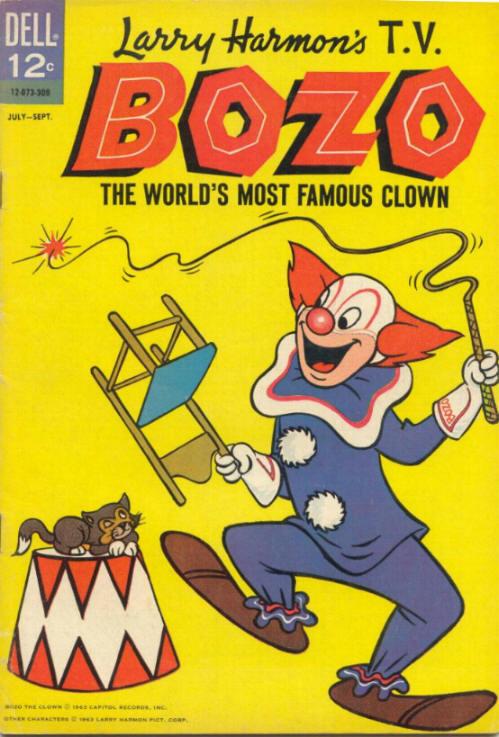 Bozo The Clown Shoe Size