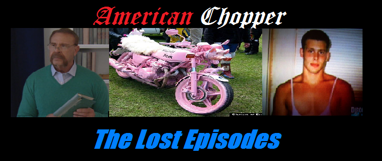 Comments Leave a Comment Posted in American Chopper: The Lost Episodes