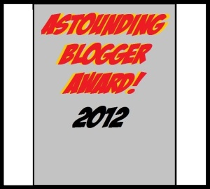 PHONEY BLOG AWARD blank