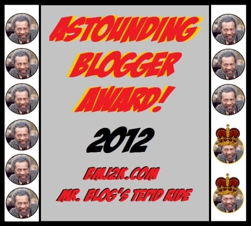 PHONEY BLOG AWARD
