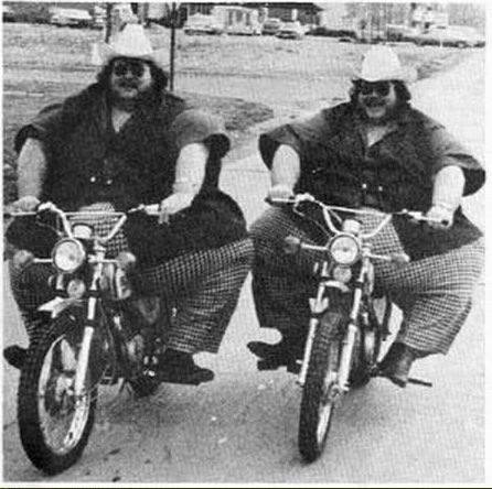 Remember the very first episode of american Chopper? Wow, how things have changed.