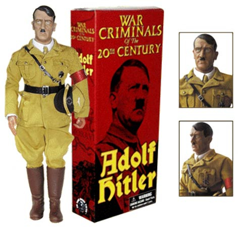 Image result for Adolf Hitler Doll