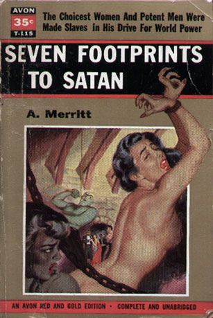 footprints for satan