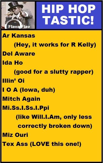 hip hop chart