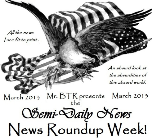 news roundup week!