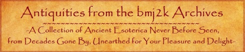 antiquities header