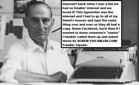 freakin internet
