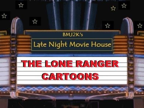 lone ranger toons