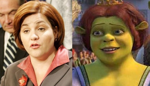 Christine Shrek