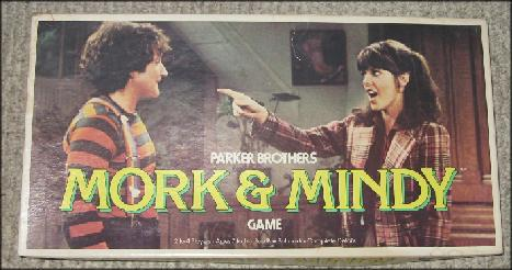 mork%20and%20mindy%20vintage%201979%20board%20TV%20game