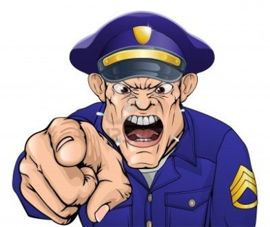 13198155-illustration-of-a-cartoon-angry-policeman-cop-or-security-guard-shouting-at-the-viewer