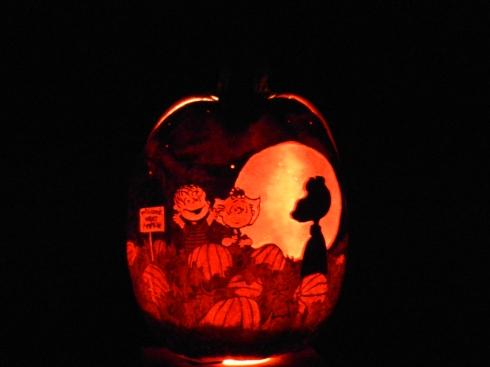 Great Pumpkin Pumpkin