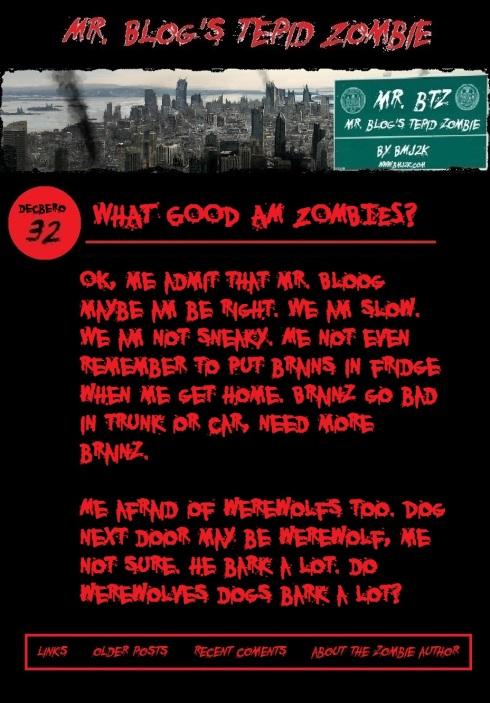 zombie rebuttal