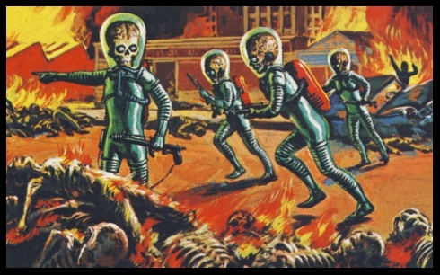 Mars Attacks card 11