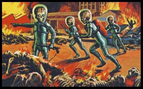 Mars Attacks card 11
