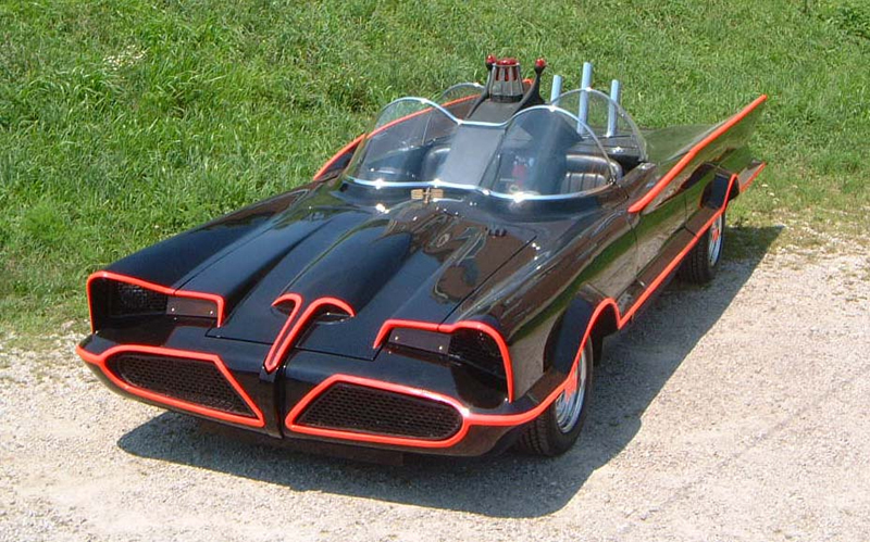 How To Get Batmobile Boost On Other Cars