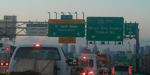 H CareY Tunnel