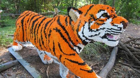 Lego 1 Tiger