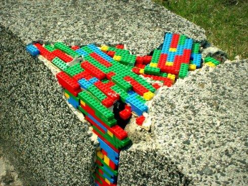 Lego 3 Street