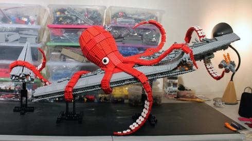 Lego 4 SW