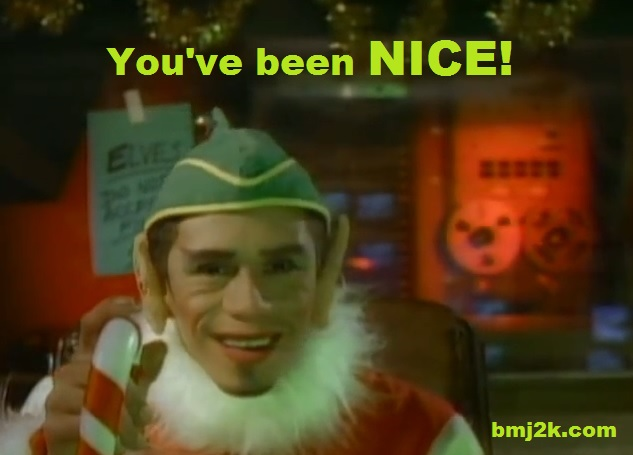 hollis elf nice christmas meme and gif time! mr blog's tepid ride