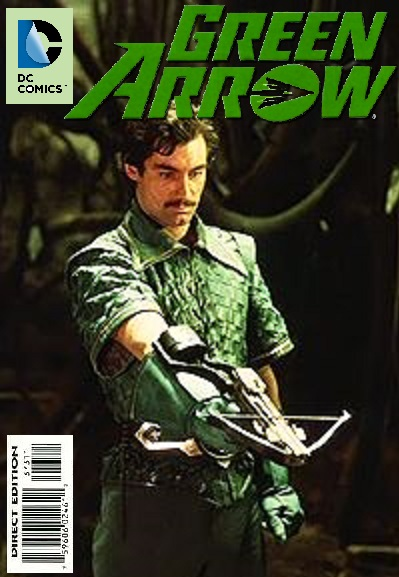 green arrow reboot