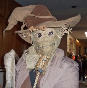 crop scarecrow