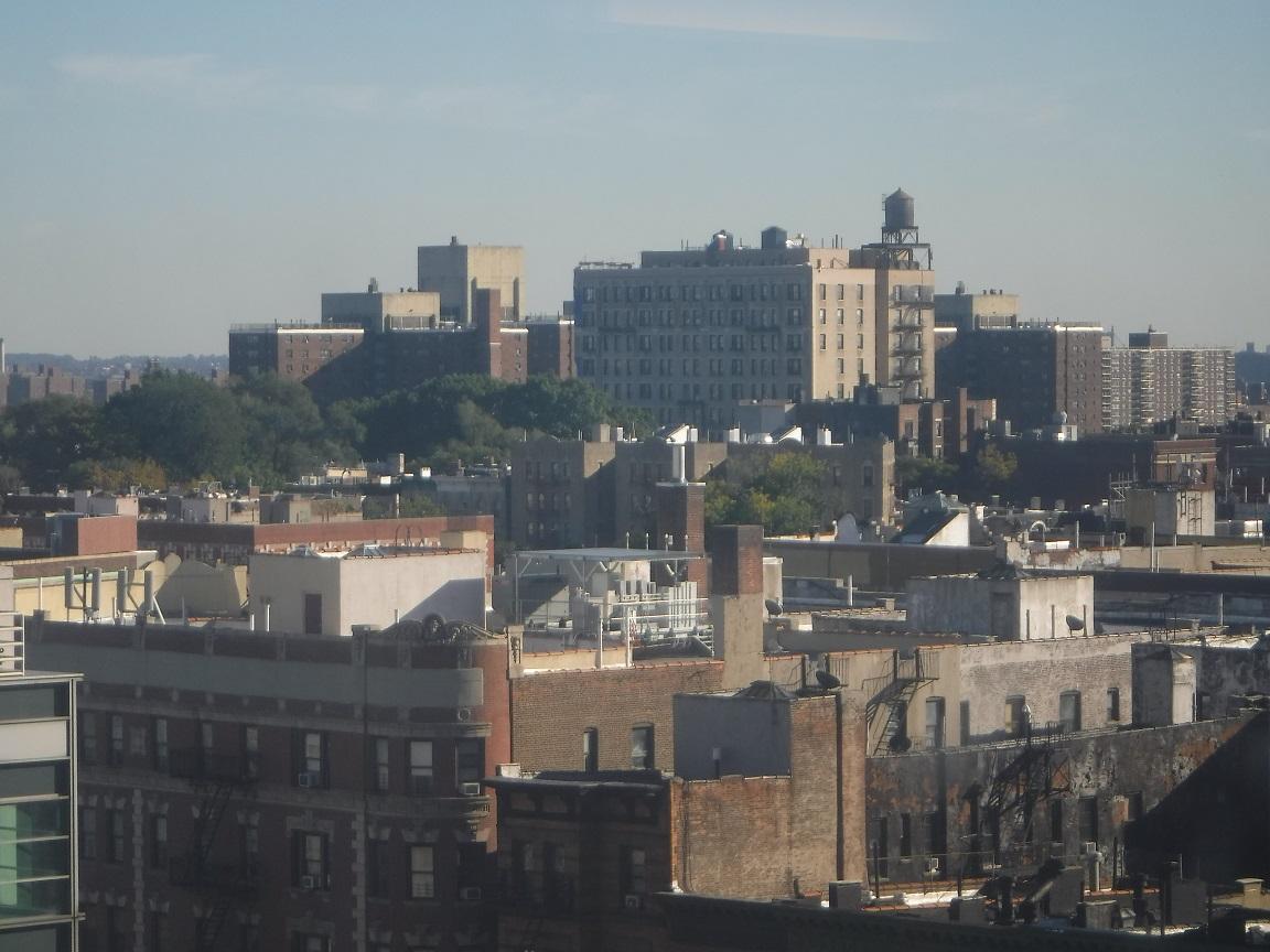 Picture Postcard Spanish Harlem Skyline Nyc Mr Blog S