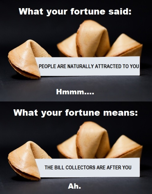 fortune cookie bill