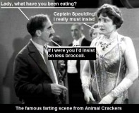 groucho fart scene