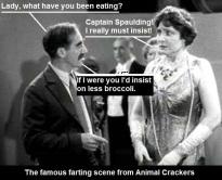 groucho fart scene