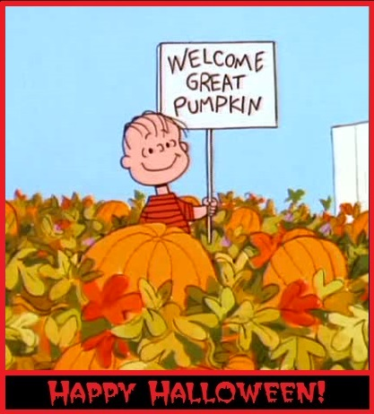 Linus Halloween