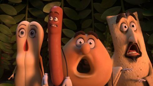 sausage party cast