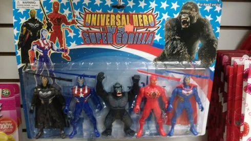 universal hero vs super gorilla 1