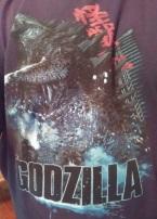Godzilla Japanese