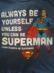 Superman motto